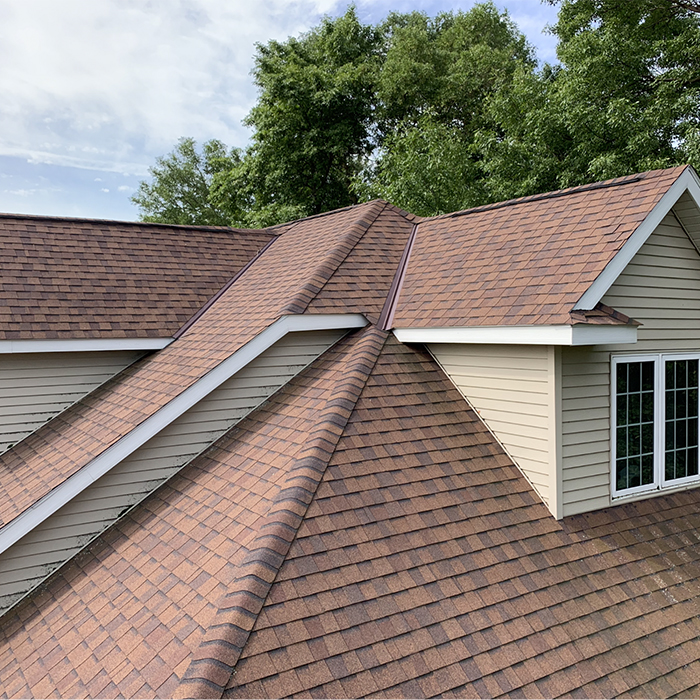 Roof line - With Gables